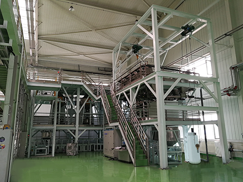 粉末冶金自动配料混料系统